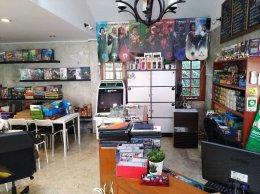 NxGalleryCardGame& Board Game Cafe ไว้วางใจ#เครื่องทำน้ำแข็งเจ็นไอซ์