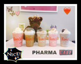 ขอบคุณ PharmaCafe By Ya Rachaya ทีเลือกใช้เครื่องทำน้ำแข็งเจ็นไอซ์