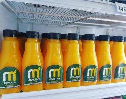 ขอขอบคุณร้าน M healthy โพธาราม ที่ไว้วางใจเครื่องทำน้ำแข็งเจ็นไอซ์
