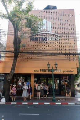ขอบคุณร้านThe Printing House Poshtel Bangkok ทีเลือกใช้เครื่องทำน้ำแข็งเจ็นไอซ์