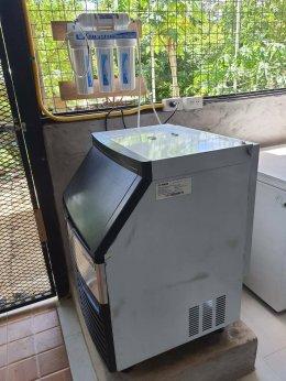 The Lasy Resort แก่งกระจาน ไว้วางใจ เครื่องทำน้ำแข็งเจ็นไอซ์