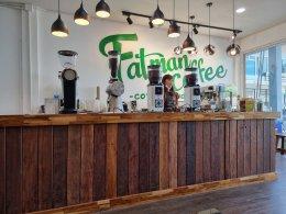 ขอขอบคุณร้าน Fatman Coffee ที่ไว้วางใจเครื่องทำน้ำแข็ง GenIce