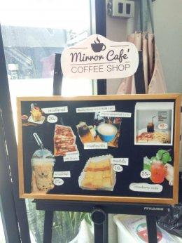 ขอขอบคุณ Mirror cafe มูลนิธิกระจกเงา ที่เลือกใช้ เครื่องทำน้ำแข็งเจ็นไอซ์ GenIce