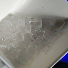 ร้านอาหาร บ้านคุณยาย สมุทรสาคร เลือกเครื่องทำน้ำแข็งเจ็นไอซ์