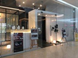 ร้าน Hinata ห้าง Central Embassy เลือกเครื่องทำน้ำแข็งเจ็นไอซ์