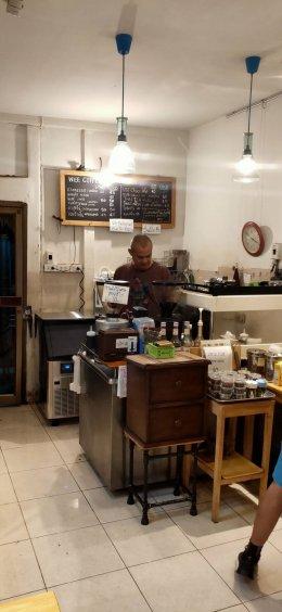 ร้าน Wee Coffee ไว้วางใจ เครื่องทำน้ำแข็งเจ็นไอซ์
