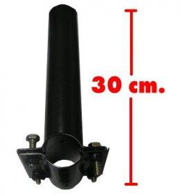 ข้อต่อเสาเสริม ตัวL 30cm TPL 2.25