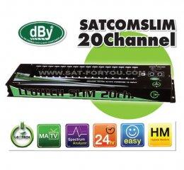 Active Combiner dBy SLIM 20ch