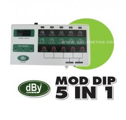MOD dBy Adjust Channel 5 IN 1