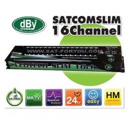 Active Combiner dBy SLIM 16ch
