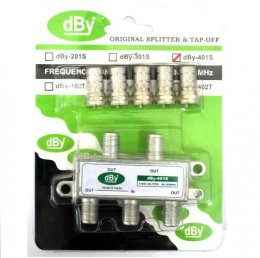 Indoor Splitter dBy 4 way