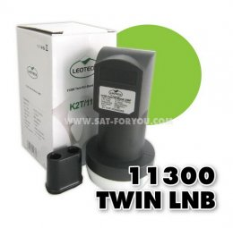 LNB-Ku Band LEOTECH 11300 2output