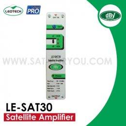 Satellite Amplifier dBy รุ่น LE-SAT30