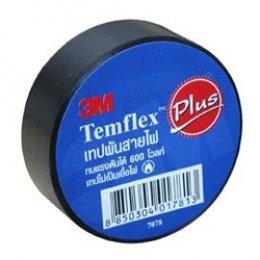 เทปพันสายไฟ 3M Temflex Plus