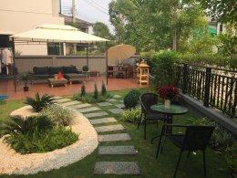 โครงการหมู่บ้าน The City ราชพฤกษ์ - สวนผัก