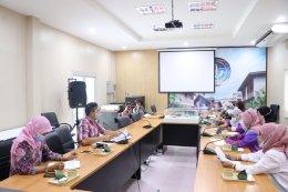 ประชุมชี้แจงการดำเนินงานตามโครงการพระราชดำริด้านสาธารณสุข
