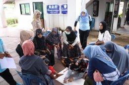 เวทีประชาคมเพื่อระบุประเด็นปัญหาและการตั้งเกณฑ์บัตรคะแนนศักยภาพชุมชน