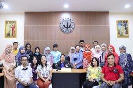 บรรยากาศการรับสมัครเลือกตั้งสมาชิกสภาเทศบาลและนายกเทศมนตรีตำบลท่าสาป วันที่ 12 กุมภาพันธ์ 2564