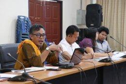 ประชุมซักซ้อมการเตรียมงานตลาดนัดภูมิปัญญาสืบสานวัฒนธรรมท้องถิ่น ประจำปี 2562