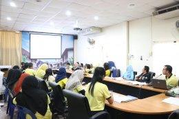 ประชุมประจำเดือนพนักงานเทศบาลประจำปี 2562 ครั้งที่ 2/2562
