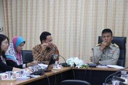 ประชุมเตรียมงานตลาดนัดภูมิปัญญา สืบสานวัฒนธรรมท้องถิ่น ประจำปี 2562