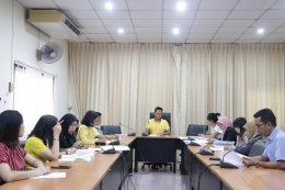 ประชุมผู้บริหารเทศบาลตำบลท่าสาป ประจำปี 2562 ครั้งที่ 13/2562
