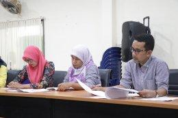 ประชุมผู้บริหารเทศบาลตำบลท่าสาป ประจำปี 2562 ครั้งที่ 14/2562