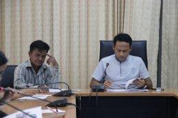 ประชุมผู้บริหารเทศบาลตำบลท่าสาป ประจำปี 2562 ครั้งที่ 15/2562