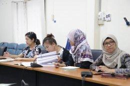 ประชุมเพื่อชี้แจงพร้อมมอบแนวทางในการจัดทำโครงการประเมินประสิทธิภาพขององค์กรปกครองส่วนท้องถิ่น LPA