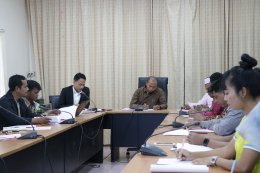 ประชุมสภาเทศบาลตำบลท่าสาป สมัยสามัญ สมัยที่ 2 ครั้งที่ 2 ประจำปี พ.ศ. 2562