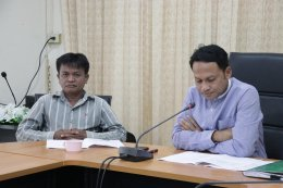 ประชุมผู้บริหารเทศบาลตำบลท่าสาป ประจำปี 2562 ครั้งที่ 16/2562