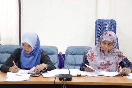 ประชุมผู้บริหารเทศบาลตำบลท่าสาป ประจำปี 2562 ครั้งที่ 17/2562