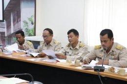 ประชุมสภาเทศบาลตำบลท่าสาป สมัยสามัญ สมัยที่ 3 ครั้งที่ 1 ประจำปี พ.ศ. 2562