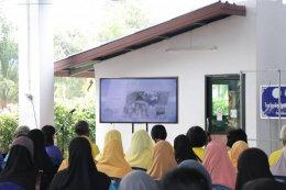 ต้อนรับคณะดูงานโรงเรียนมีสุขผู้สูงวัย จากองค์การบริหารส่วนตำบลลำภู อำเภอเมืองนราธิวาส จังหวัดนราธิวาส