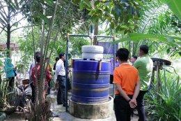 """ต้อนรับคณะกรรมการการประกวดการจัดการขยะมูลฝอยชุมชน """"อำเภอสะอาด"""" ระดับจังหวัด ปี 2562"""