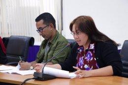ประชุมผู้บริหารเทศบาลตำบลท่าสาป ประจำปี 2562 ครั้งที่ 22/2562