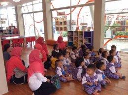 กิจกรรมพัฒนาผู้เรียนสำหรับเด็กปฐมวัย