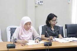 ประชุมผู้บริหารเทศบาลตำบลท่าสาป ประจำปี 2562 ครั้งที่ 25/2562