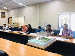 ประชุมผู้บริหารเทศบาลตำบลท่าสาป ครั้งที่ 29/2562