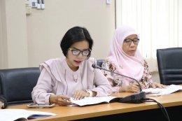 ประชุมผู้บริหารเทศบาลตำบลท่าสาป ครั้งที่ 2/2563