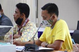 ประชุมสภาเทศบาลตำบลท่าสาป สมัยสามัญ สมัยที่สอง ครั้งที่ 1/2563 ประจำปี พ.ศ. 2563