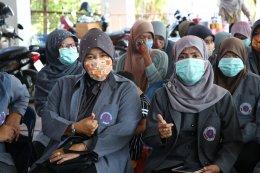โครงการอบรมเชิงปฏิบัติการให้ความรู้ในการป้องกันโรคติดเชื้อไวรัสโคโรนา 2019 (covid-19)