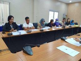 ประชุมผู้บริหารเทศบาลตำบลท่าสาป ประจำปี 2563 ครั้งที่ 4/2563