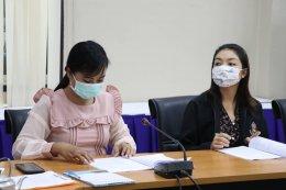 ประชุมผู้บริหารเทศบาลตำบลท่าสาป ประจำปี 2563 ครั้งที่ 6/2563