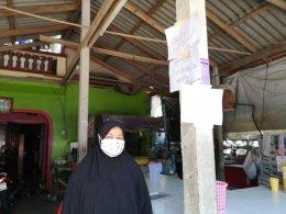 ร้านตัวอย่างในชุมชนท่าสาป ที่ให้ความร่วมมือรับผิดชอบตัวเอง