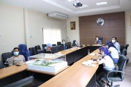 ประชุมคณะอนุกรรมการสนับสนุนการจัดบริการดูแลระยะยาวสำหรับผู้สูงอายุที่มีภาวะพึ่งพึง