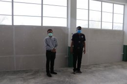 ลงพื้นที่สถานที่พักเพื่อเฝ้าดูอาการโควิด-19 ประจำตำบลท่าสาป และสถานที่พัก ระดับจังหวัด (Local quarantine)