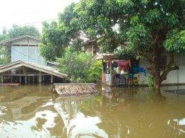 ประมวลภาพเหตุการณ์น้ำท่วม