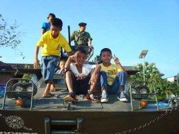 วันเด็กแห่งชาติ 2554