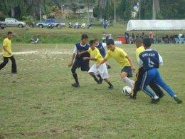 กีฬาเป็นสื่อสร้างสุขในพื้นที่จังหวัดชายแดนใต้